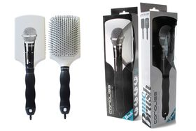 Microphone Brush White